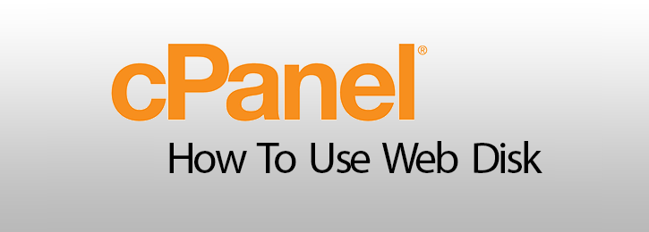 Cpanel Web Disk (Windows)